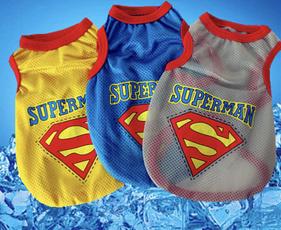 Summer, Vest, Fashion, Superman