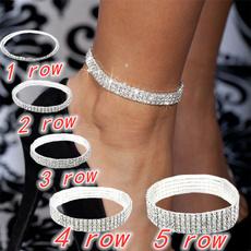 Fashion, Jewelry, Elastic, silver