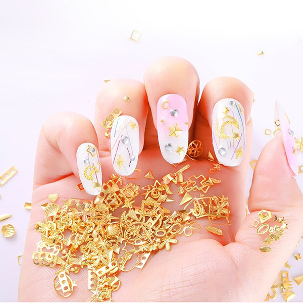 nail decoration, decoration, nail stickers, Jewelry