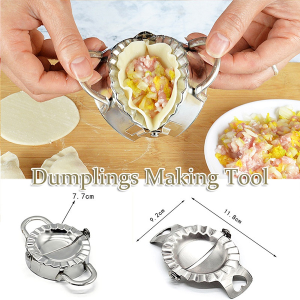 Steel, Kitchen, Kitchen & Dining, dumplingmold