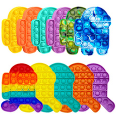 poppopfidgettoy, Toy, pushpoppingbubble, Silicone