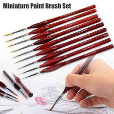 Mini, Art Supplies, art, drawingbrush