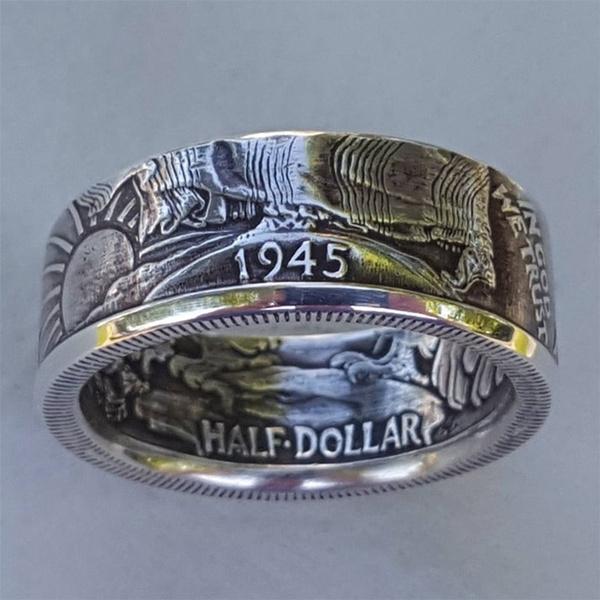 Jewelry, morgansilvercoin, Vintage, vintage ring