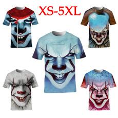 clowntshirt, Funny, T Shirts, Fashion
