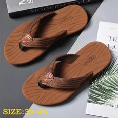 non-slip, Summer, Flip Flops, Flats shoes