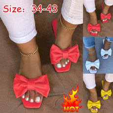 bowknot, Sandals, Womens Shoes, Home & Living