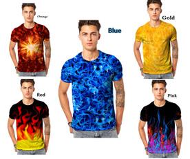 flame3dprinting, Mens T Shirt, Fashion, Shirt