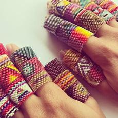 bohemianring, summerring, Jewelry, Summer