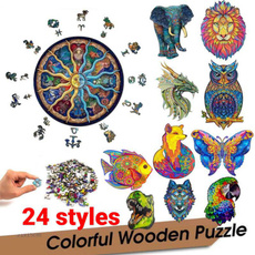 christmastoy, Gifts, puzzlestoy, Wooden