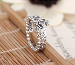 crystal ring, Love, princesscutweddingring, Jewellery