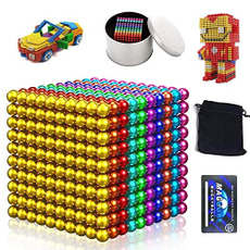 Magnet, Puzzle, Toy, threedimensionalpuzzle