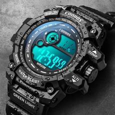 LED Watch, Sport, led, Waterproof Watch