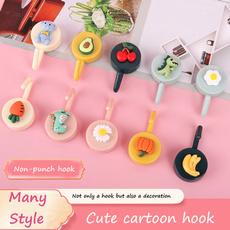 cutehook, cute, keyholder, hooksrail