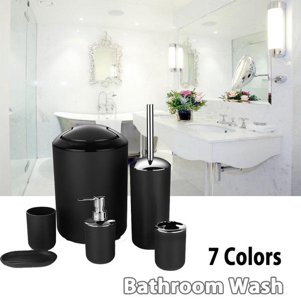 Bathroom, wastebin, Cup, Home & Living