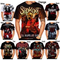 Mens T Shirt, Goth, Fashion, slipknotshirt