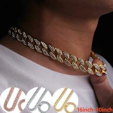 Hip Hop, Chain Necklace, hip hop jewelry, icedoutchain