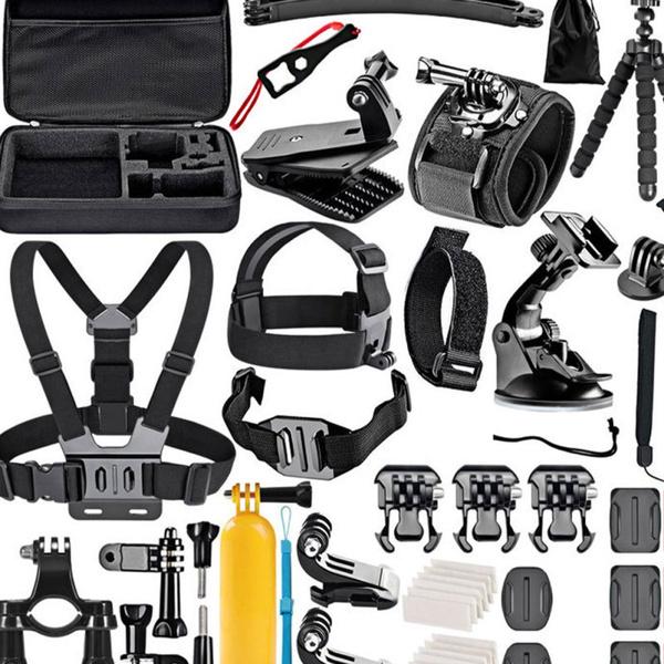 sportscameraset, sportscameraaccessorie, actioncameraaccessorie, camera50pc