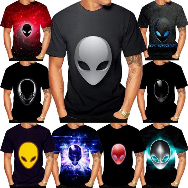 alienshirt, Shorts, Sleeve, fashionshortsleeve