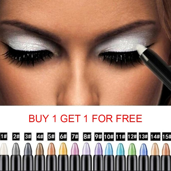 pencil, Eye Shadow, colorfuleyeliner, eye