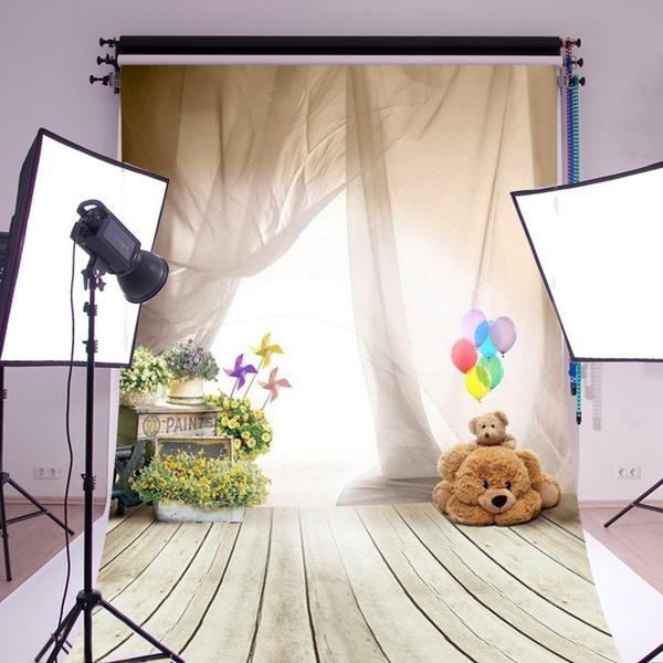 photography backdrops, Home Decor, Photography, Bears