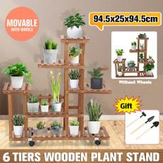 storagerack, flowerrack, Outdoor, flowersshelf