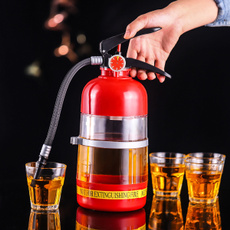 beertower, beveragedispenser, fireextinguisher, baraccessarie