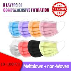 n95mask, Elastic, breathablevalvemask, medicalmask