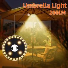 campinglight, led, umbrellalight, camping
