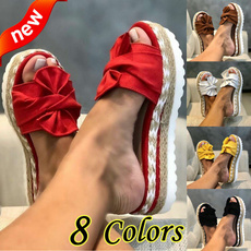 Summer, Fashion, Platform Shoes, cute