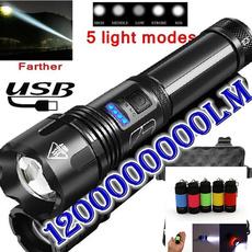 Flashlight, linternasled, led, キャンプ用品