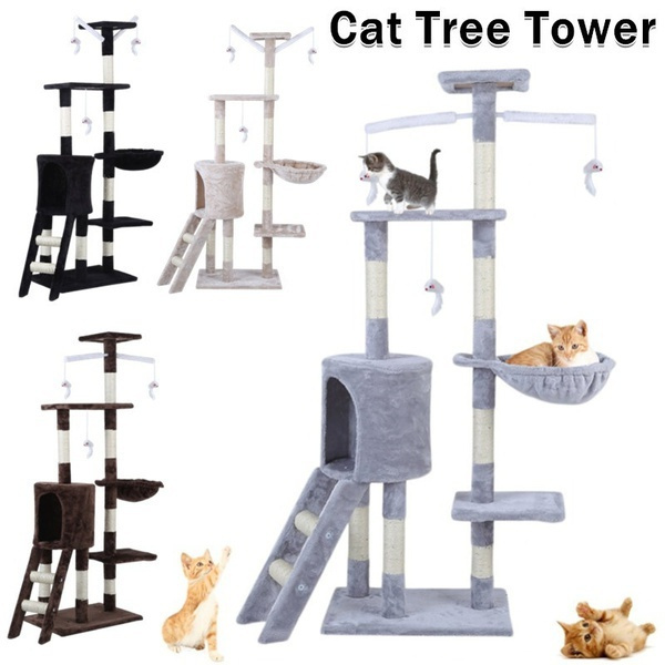 cathousecattoy, cattower, catclimbing, Home & Living