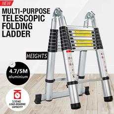 extendable, retractable, Aluminum, Extension