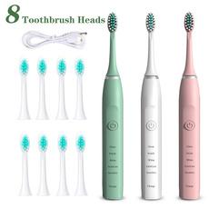 teethwhitening, Waterproof, electrictoothbrush, Toothbrush