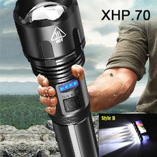 Flashlight, Rechargeable, waterprooflight, usb