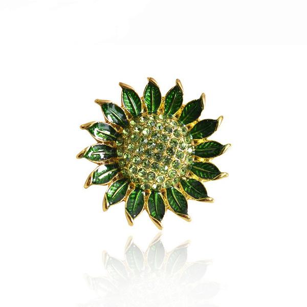 Flowers, Romantic, Pins, DIAMOND