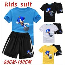 cute, Fashion, Cotton T Shirt, Sleeve
