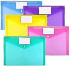 Pocket, transparentenvelopebag, withlabelpocket, polyenvelop