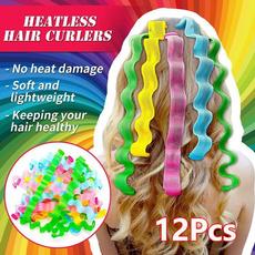 Hair Curlers, Magic, Hair Rollers, spiralcurl