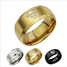 Steel, Fashion, Jewelry, Simple