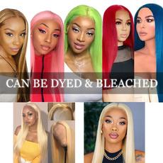 wig, Lace, midlengthstraightwig, brazilian