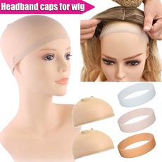 wig, Nylon, siliconewigheadband, Yoga