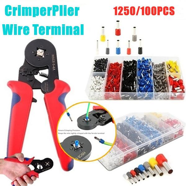 Connector, electricaltool, crimpertool, Tool