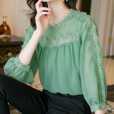 blouse, Fashion, Stitching, Shirt