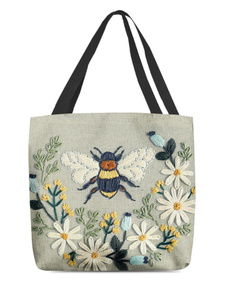wishtotebag, art, Embroidery, Beauty