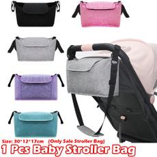 Baby, Bags, strollerstoragebag, motherkid