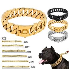 strongmetaldogchain, Steel, Jewelry, Chain