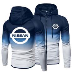 nissanlogo, Sleeve, Long Sleeve, Coat