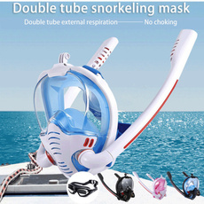 divingmask, fullfacesnorkelingfullmask, Silicone, divingequipment