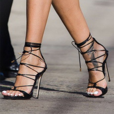 Summer, Woman, Womens Shoes, leather