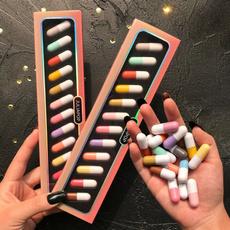 Mini, capsulelipstickset, Lipstick, longlasting
